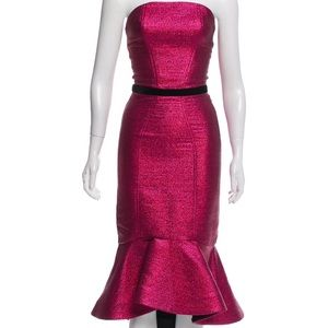 Christian Siriano Evening Dress - new with TAGS!